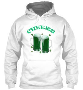 Order your Saint Patrick's day sweatshirt today