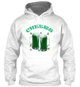 Order your Saint Patrick's day sweatshirt today